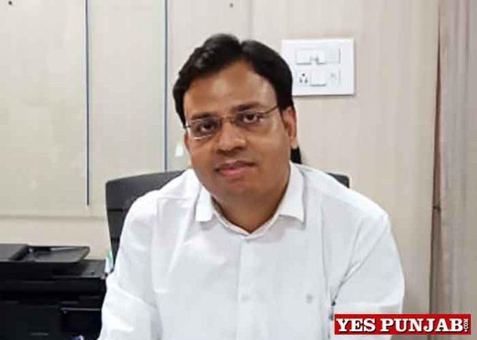 Amit Kumar Panchal IAS