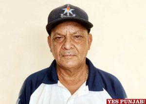 Coach Rajinder Sharma