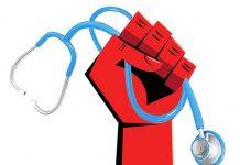 Doctor Stethoscope Strike