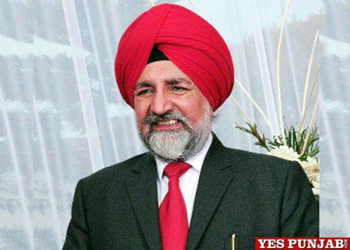 Dr Jaswinder Singh Dhillon BJP
