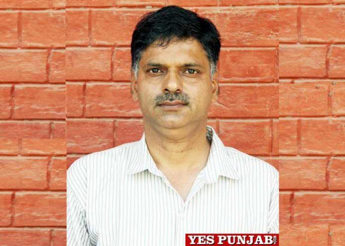 Dr MK Narang HoD Farm Machinery Power Engineering PAU