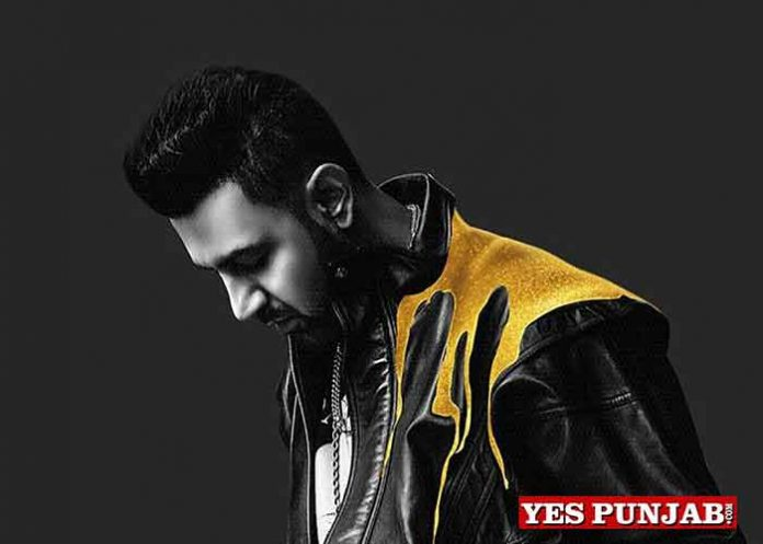 Gippy Grewal Limited Edition Poster