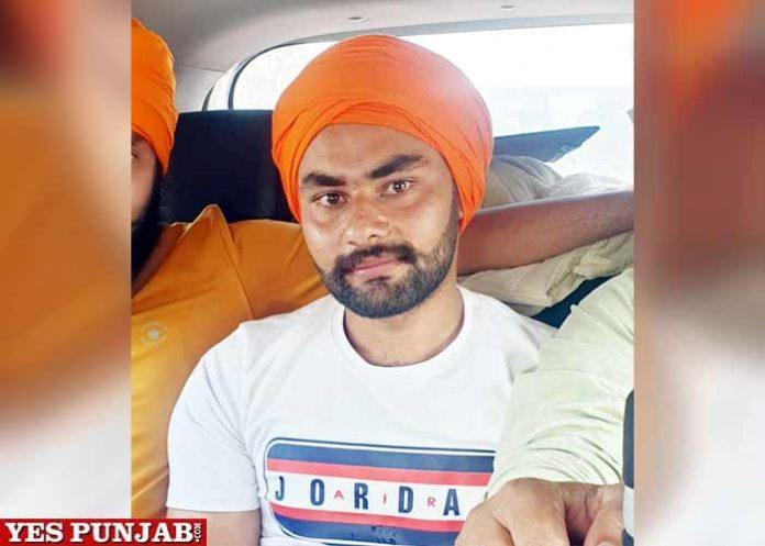 Gurjot Singh Red Fort Violence