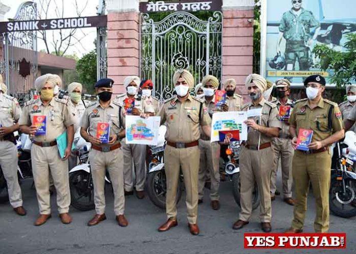 Harkamalpreet Singh Khak kick starts Safe City Project