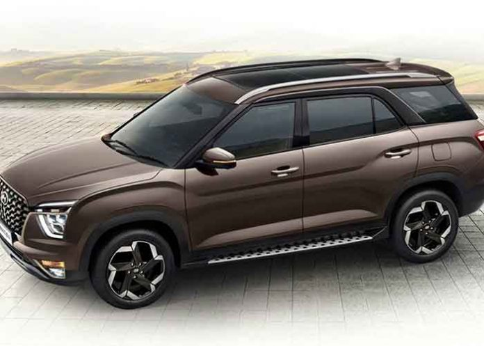 Hyundai SUV Alcazar