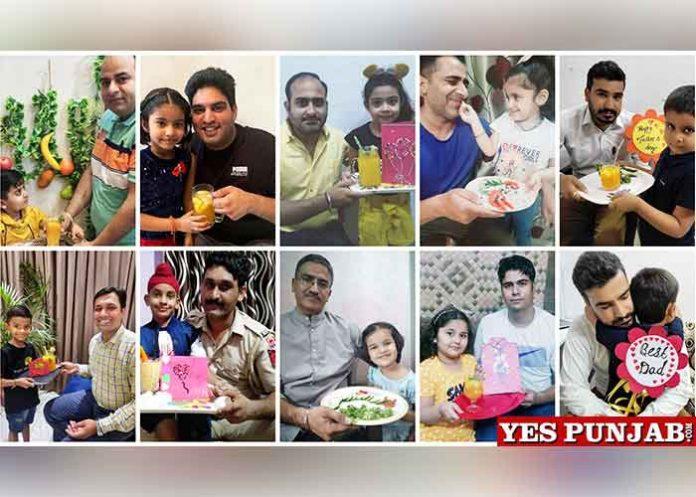INNOKIDS organize activities on Fathers Day