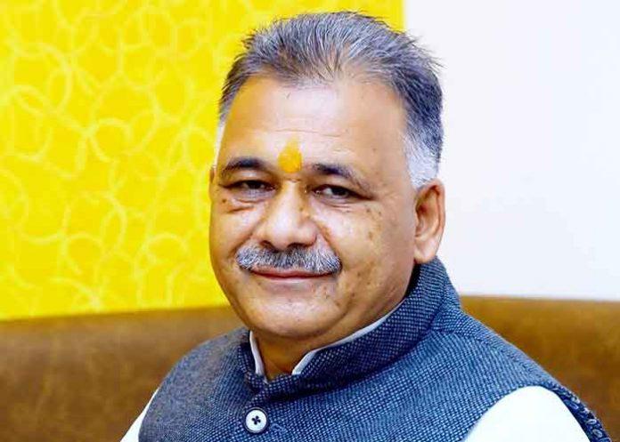 Inder Singh Parmar Minister MP
