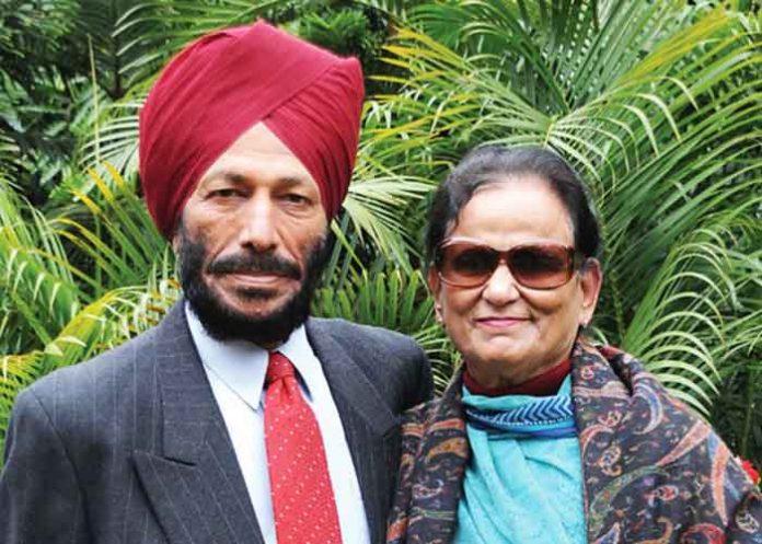 Milkha Singh wife Nirmal