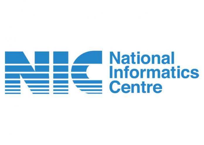 NIC National Informatics Centre Logo
