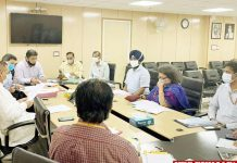 Post Matric Scholarship National SC Commission meeting
