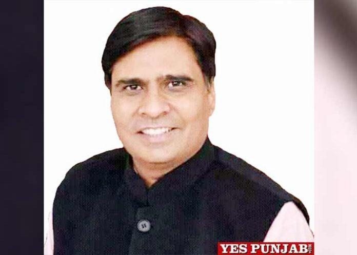 Subhash Sharma BJP