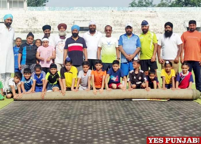 Surjit Hockey Stadium Jalandhar Astroturf
