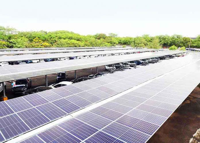 Tata puts largest Solar Carport in Pune