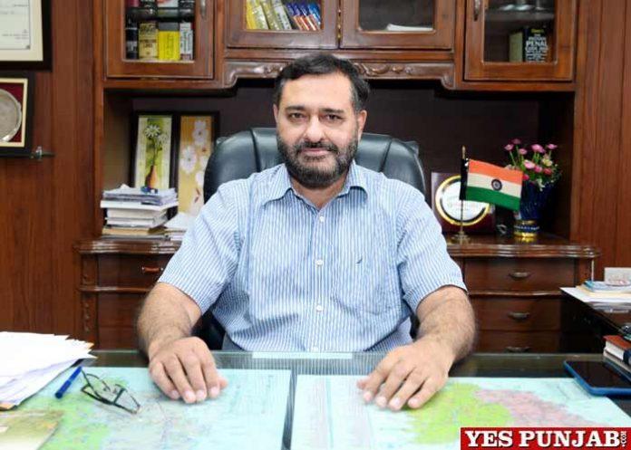Tej Partap Singh Phoolka IAS