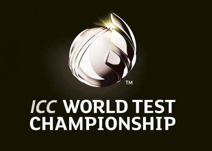 WTC World Test Championship Logo