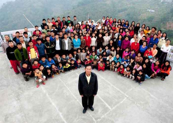 Ziona Chana Family