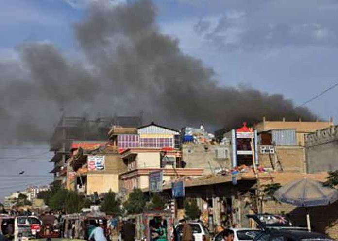Afghan airstrikes kill militants