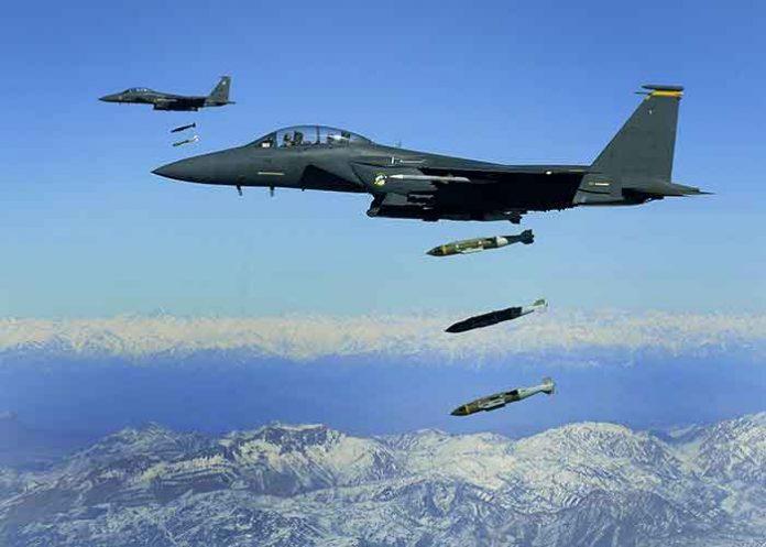 Airstrike in Afghanistan Bombing