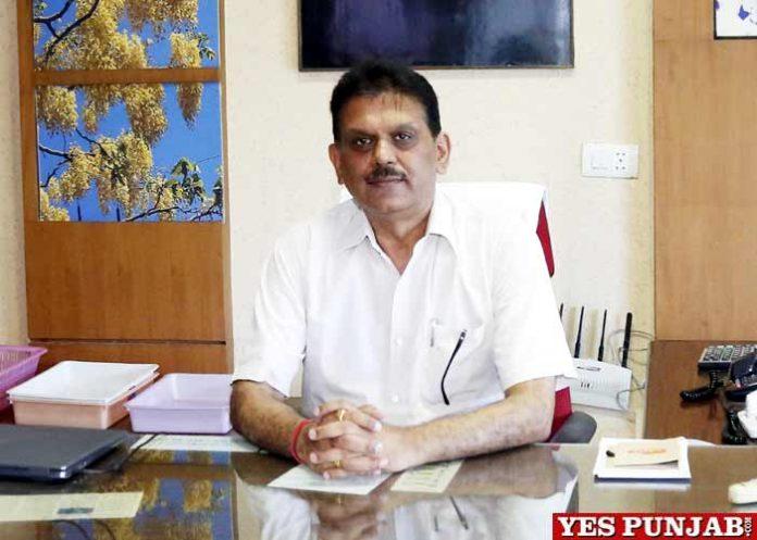 Anirudh Tewari VC PAU
