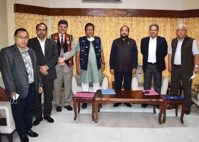 Assam Nagaland border dispute meet