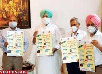 Balbir Sidhu eliminate Hepatitis C