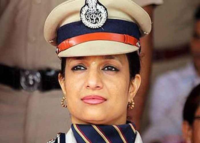 Bharti Arora IPS