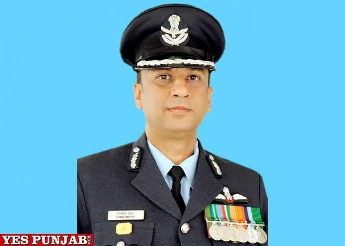 Capt Anmol Mehra