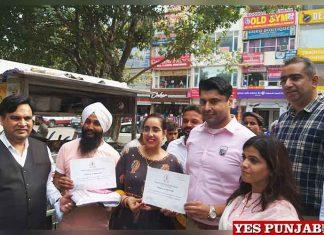 Chaanp King couple Angrej Kulpreet honoured