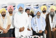 Congress Akali Dal and LIP leaders join AAP