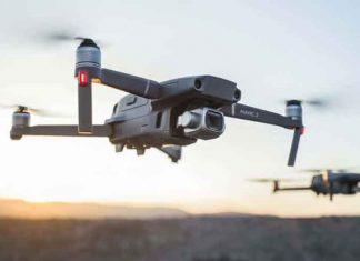 DJI Systems Drone