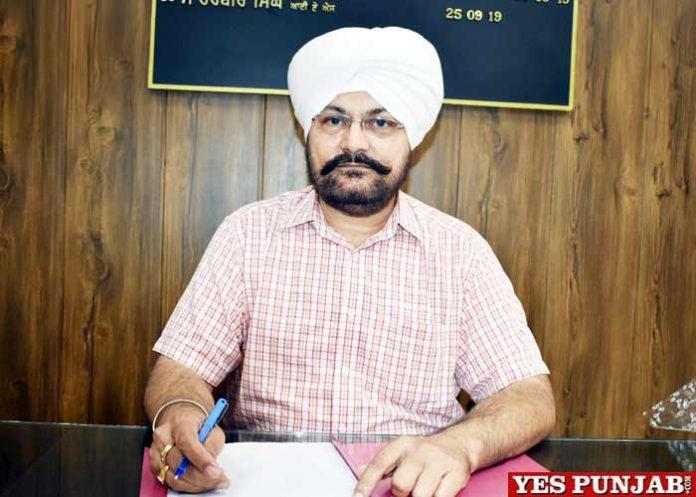 Darbara Singh PCS