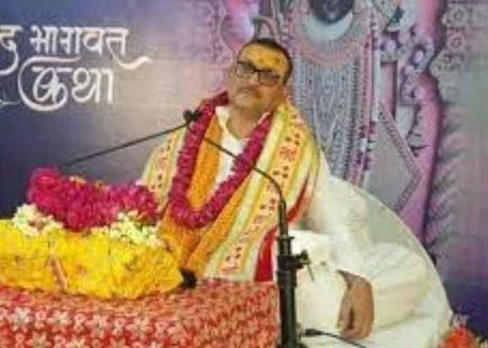 Gupteshwar Pandey turns preacher