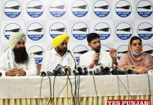 Gurmeet Singh Khudian joins AAP