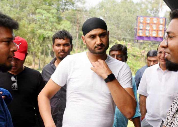 Harbhajan Singh Friendship