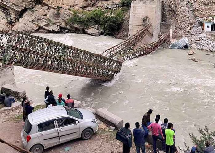 Himachal Landslide 25July21