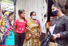 Innocent Hearts organizes Covid Vaccination Drive by slum areas