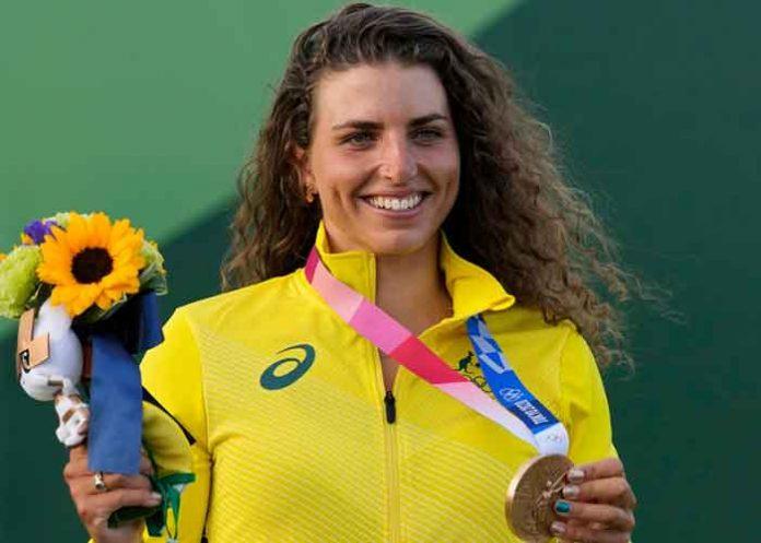 Jessica Fox Australia
