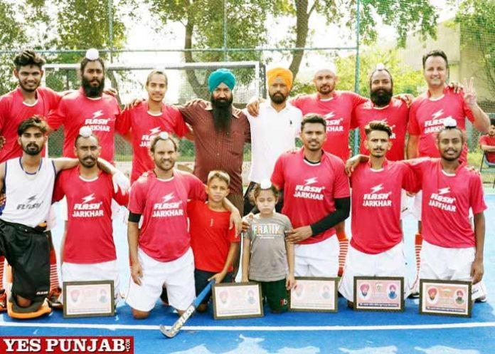 Jharkhand Hockey Academy Mangal Amargarh Hockey League