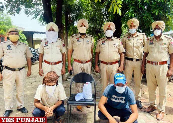 Kapurthala Police bust snatchers gang