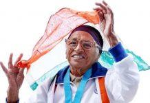 Mann Kaur Veteran Athlete
