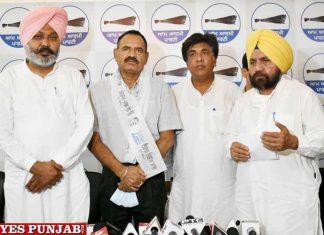 Mayor Babbi Chaudhary joins AAP 1
