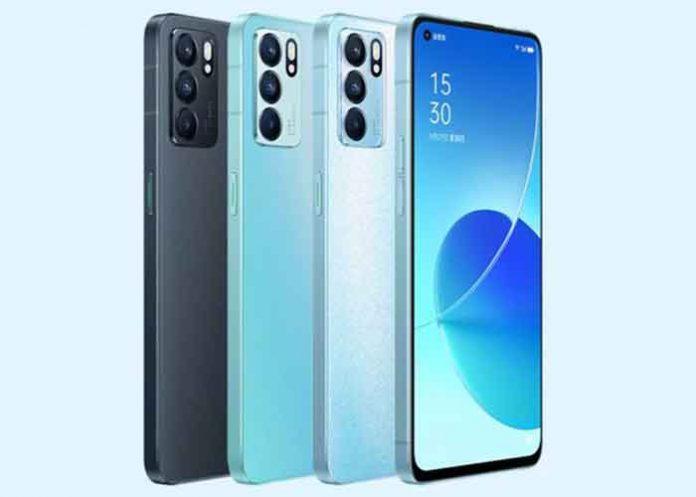 OPPO Reno6 Smartphone