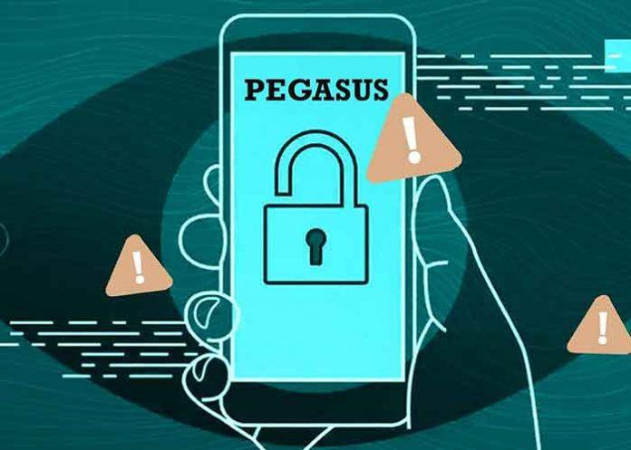 Pegasus Spyware Phone