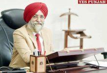 Prof Buta Singh VC MRSPTU