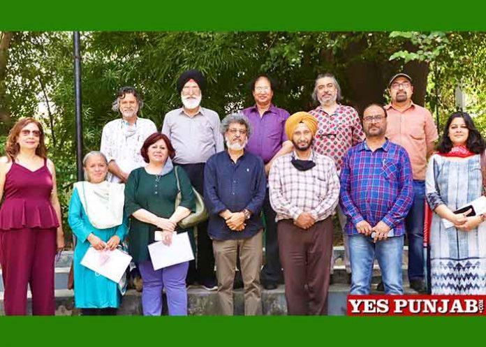 Punjab Lalit Kala Akademi Members 21 24