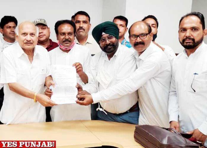 Punjab Municipal Employees Brahm Mohindra