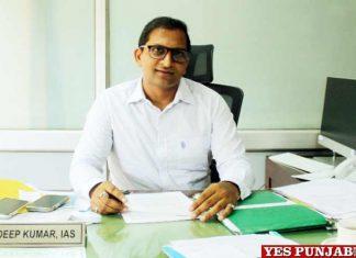 Sandeep Kumar ADC Ludhiana