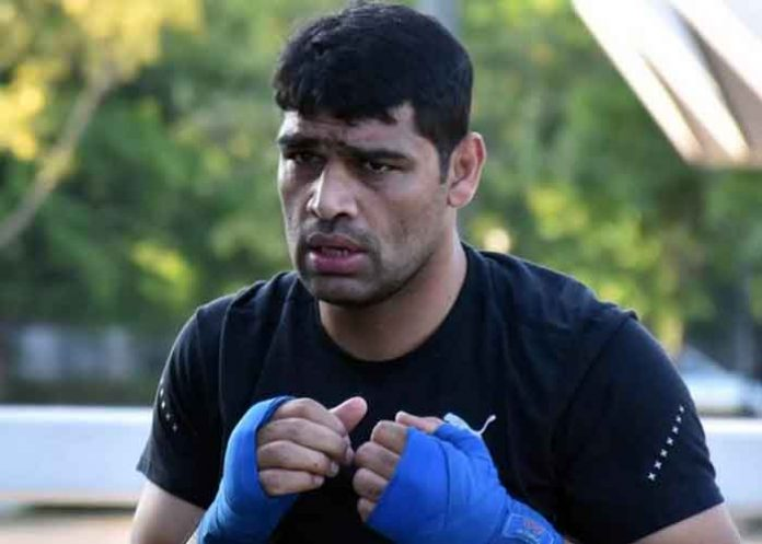 Satish Kumar Boxer