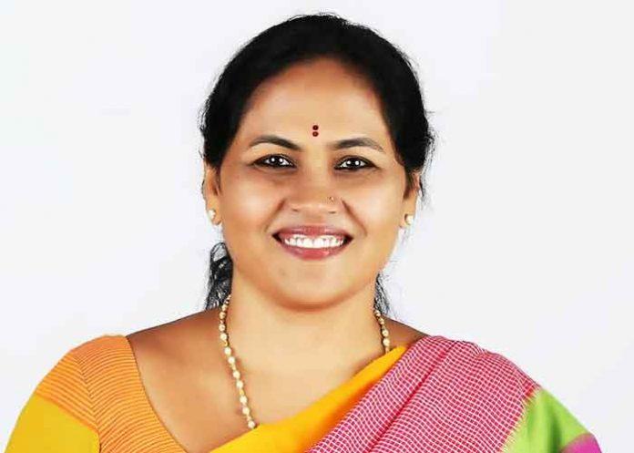 Shobha Karandlaje MP