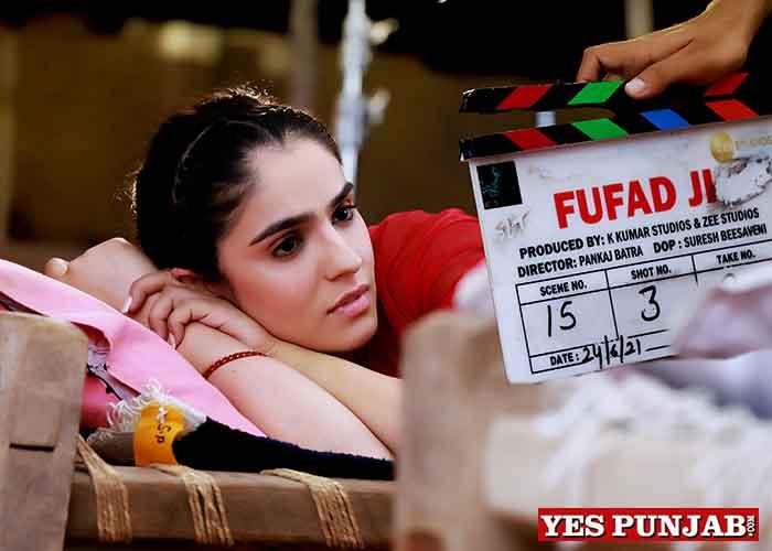 Sidhika Sharma in Fuffad Ji